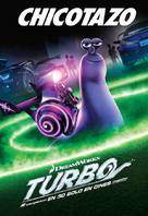 Turbo - Argentinian Movie Poster (xs thumbnail)