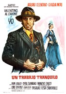 L'emigrante - Spanish Movie Poster (xs thumbnail)