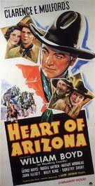 Heart of Arizona - Movie Poster (xs thumbnail)