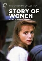 Une affaire de femmes - DVD cover (xs thumbnail)