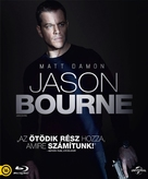 Jason Bourne - Hungarian Movie Cover (xs thumbnail)