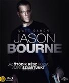 Jason Bourne - Hungarian Movie Cover (xs thumbnail)