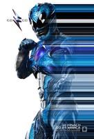 Power Rangers - Polish Movie Poster (xs thumbnail)