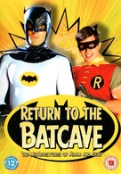 Return to the Batcave: The Misadventures of Adam and Burt - British Movie Cover (xs thumbnail)