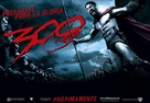 300 - Argentinian Movie Poster (xs thumbnail)
