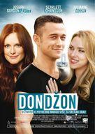 Don Jon - Serbian Movie Poster (xs thumbnail)