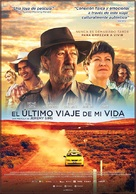 Last Cab to Darwin - Colombian Movie Poster (xs thumbnail)