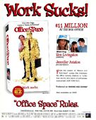 Office Space - Video release movie poster (xs thumbnail)