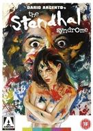 La sindrome di Stendhal - British DVD cover (xs thumbnail)