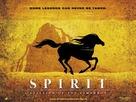 Spirit: Stallion of the Cimarron - British Movie Poster (xs thumbnail)