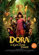 Dora and the Lost City of Gold - Swiss Movie Poster (xs thumbnail)
