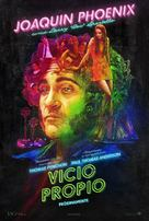 Inherent Vice - Argentinian Movie Poster (xs thumbnail)