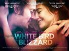 White Bird in a Blizzard - British Movie Poster (xs thumbnail)