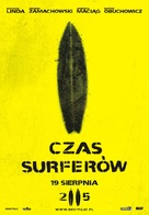 Czas surferów - Polish poster (xs thumbnail)