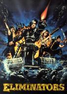 Eliminators - DVD cover (xs thumbnail)