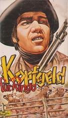 Uno straniero a Sacramento - German VHS movie cover (xs thumbnail)