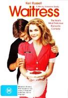 Waitress - Australian DVD cover (xs thumbnail)