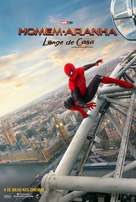 Spider-Man: Far From Home - Brazilian Movie Poster (xs thumbnail)