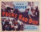 Peck's Bad Boy - Theatrical poster (xs thumbnail)