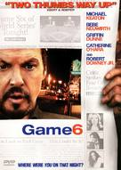 Game 6 - DVD movie cover (xs thumbnail)