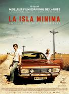 La isla mínima - French Movie Poster (xs thumbnail)