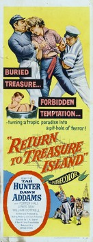 Return to Treasure Island - Movie Poster (xs thumbnail)