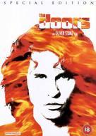 The Doors - British DVD cover (xs thumbnail)