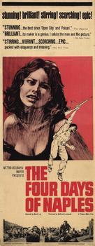 Le quattro giornate di Napoli - Movie Poster (xs thumbnail)
