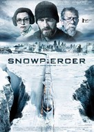 Snowpiercer - German Movie Poster (xs thumbnail)