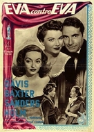 All About Eve - Italian Movie Poster (xs thumbnail)