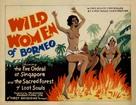 Wild Women of Borneo - Movie Poster (xs thumbnail)