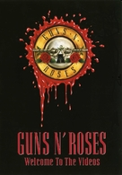 Guns N' Roses: Welcome to the Videos - Movie Cover (xs thumbnail)