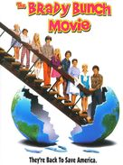 The Brady Bunch Movie - DVD cover (xs thumbnail)