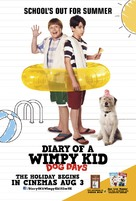 Diary of a Wimpy Kid: Dog Days - British Movie Poster (xs thumbnail)