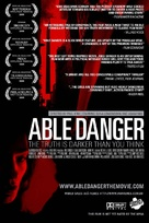 Able Danger - Movie Poster (xs thumbnail)