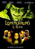 Leprechaun 6 - French Movie Cover (xs thumbnail)