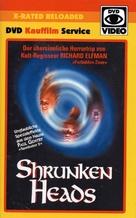 Shrunken Heads - German DVD movie cover (xs thumbnail)