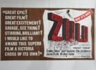 Zulu - British poster (xs thumbnail)