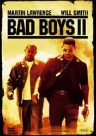 Bad Boys II - DVD cover (xs thumbnail)