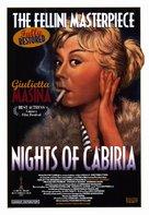 Le notti di Cabiria - Movie Poster (xs thumbnail)