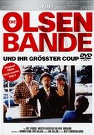 Olsen-bandens store kup - German DVD cover (xs thumbnail)