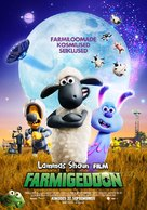 A Shaun the Sheep Movie: Farmageddon - Estonian Movie Poster (xs thumbnail)