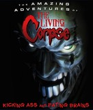 The Amazing Adventures of the Living Corpse - Blu-Ray cover (xs thumbnail)