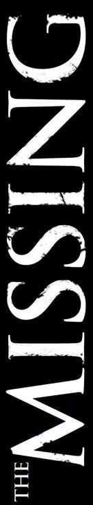 The Missing - Logo (xs thumbnail)