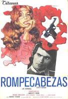 L'uomo senza memoria - Mexican Movie Poster (xs thumbnail)