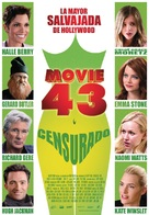 Movie 43 - Spanish Movie Poster (xs thumbnail)
