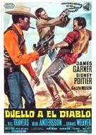 Duel at Diablo - Italian Movie Poster (xs thumbnail)