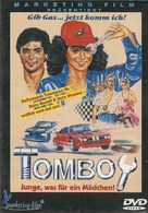 Tomboy - German DVD cover (xs thumbnail)