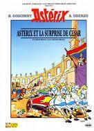 Astérix et la surprise de César - French DVD cover (xs thumbnail)