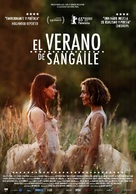 Sangailes vasara - Spanish Movie Poster (xs thumbnail)